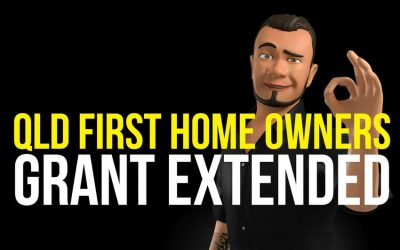 QLD FIRST HOME OWNERS GRANT EXTENDED
