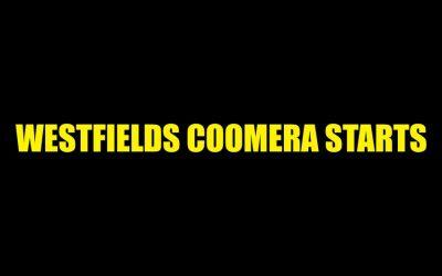 WESTFIELD IN COOMERA BEGIN TO TAKE SHAPE