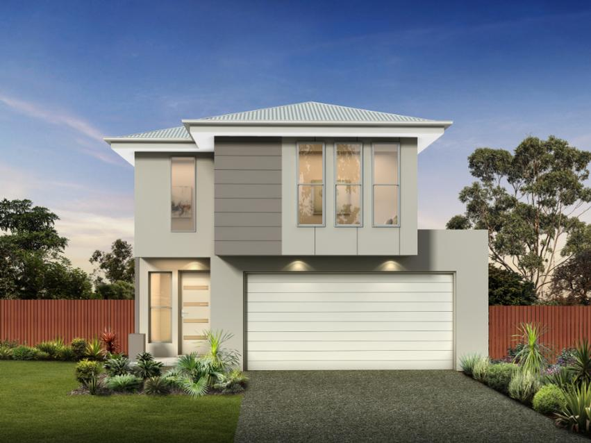 Set plans or custom design new home packages collingwood for New home designs brisbane